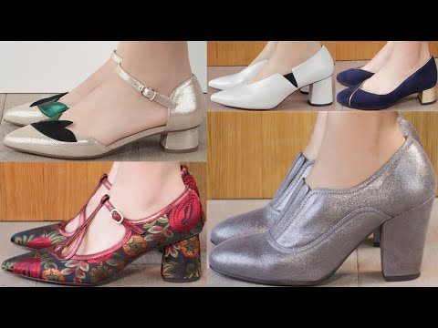 Latest Gorgeous And Elegant Shoes Designs Collection For Ladies    Branded Shoes #Fas… видео
