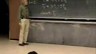 Lec 24   MIT 18.03 Differential Equations, Spring 2006