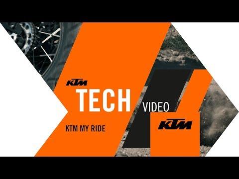 Vídeos de 'La app 'KTM MY RIDE', ahora con navegación en pantalla'