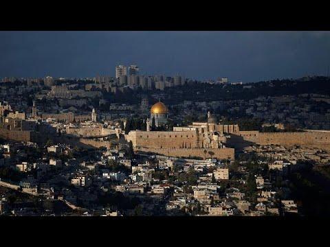 Περιμένοντας την απόφαση Τραμπ για την Ιερουσαλήμ