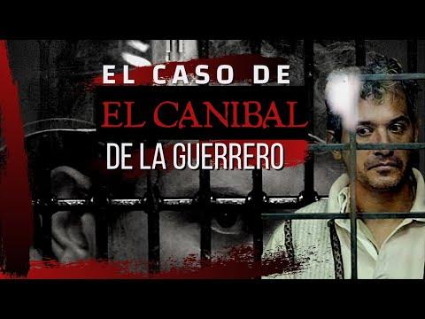 EL Caso de el CANIBAL DE LA GUERRERO - Poeta Caníbal - Forenses Investigadores