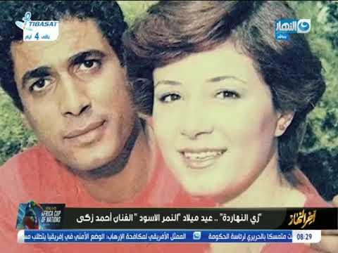 تامر أمين: سبحان الله..ذكرى ميلاد أحمد زكي بعد أسبوع من تشييع جثمان ابنه