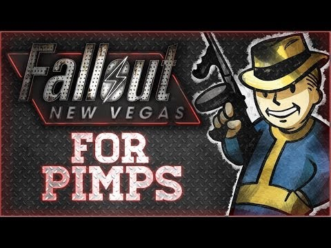 vegas - Sponsor an episode and enter the arena: http://www.gamesocietypimps.com Fap P. Underboob's adventure in New Vegas begins... All Fallout for Pimps: http://www...