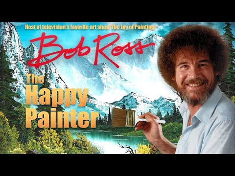 Bob Ross: The Happy Painter - Full Documentary
