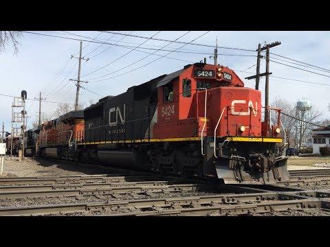 West Chicago Railfanning