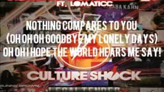 CULTURESHOCK - NOTHINGCOMPARES2U ft. LOMATICC - 2.5 LEGALTENDER