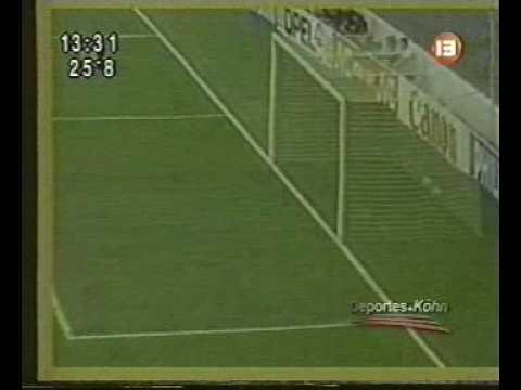 Paraguay 1 - 0 Irak, mundial de Mexico 86