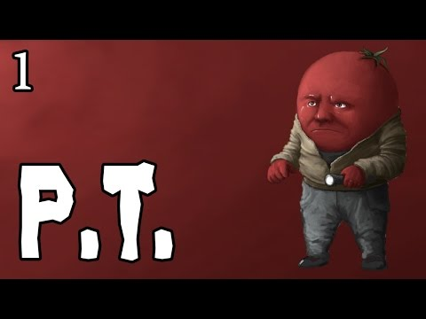 P.T. Horror Gameplay (PS4) - #1