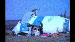Lockerbie bombing victims remembered 25 years on