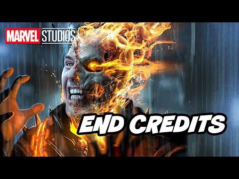 Marvel Hellstrom Ending - End Credit Scene and Ghost Rider Doctor Strange Easter Eggs