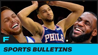 NBA Announces Televised H-O-R-S-E Competition, Ben Simmons Instantly Roasted By Fans! by Obsev Sports
