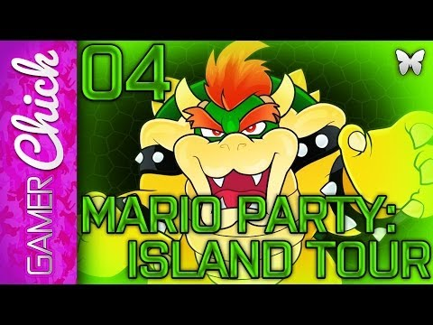 Blizzard press tour - See the full Mario Party Island Tour show ➜ http://goo.gl/Ystl1i ❤ Mario Party Island Tour - Bowser Tower Part 4▽ In this episode of Mario Party Island Tour,...