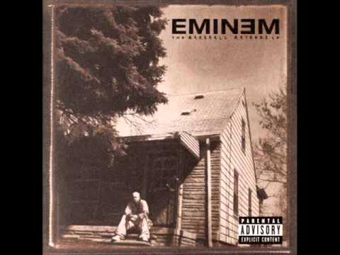 Eminem - The Way I Am (Instrumental)