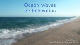 Video Nature Sounds Ocean Waves for relaxation, yoga, meditation, reading, sleep, study [ Sleep Music ] MP3, 3GP, MP4, WEBM, AVI, FLV Juni 2019