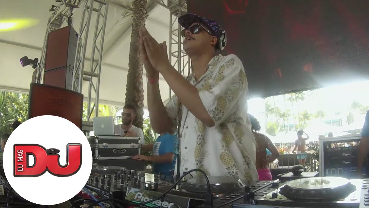 Seth Troxler - Live @ Dj Mag Pool Party Miami 2015