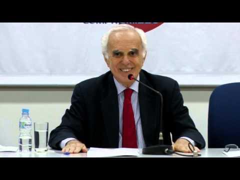Samuel Pinheiro no Seminário de Integração Latino-americana dos Trabalhadores Universitários