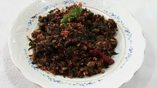 Easy Spiach Thoran (Cheera Upperi) Recipe. Try this healthy and tasty side dish.Facebook :  https://www.facebook.com/anjusrecipesTwitter: https://twitter.com/anju_soorejWeb: http://anjuskitchen.pageframes.com/