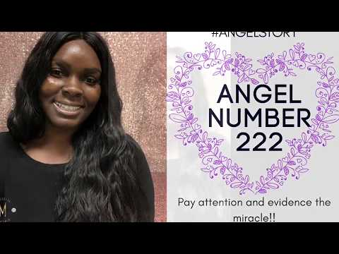 Angel Number 222:: Pay Attention And Evidence The Miracle.✨💫 #angelnumbers