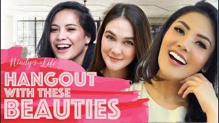 Video Nindy's Life: Hangout with These Beauties | Nindy Ayunda MP3, 3GP, MP4, WEBM, AVI, FLV April 2019
