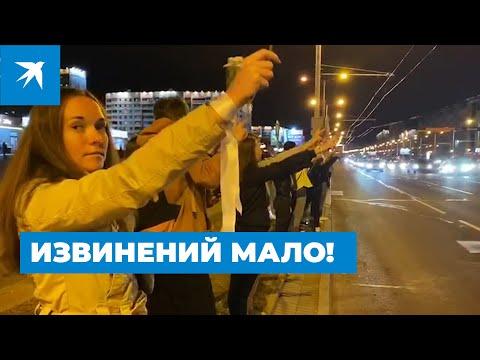 Белорусы отказали в прощение министру МВД Белоруссии