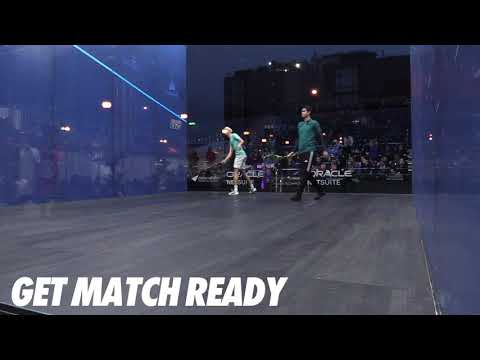 The Knock Up With Tania Bailey - Trailer   SquashSkills