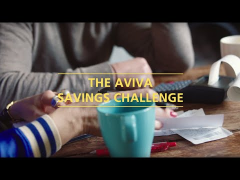Aviva - #SaveSmarter Challenge