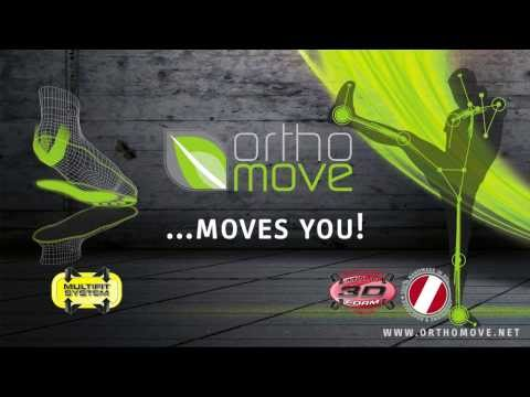 Orthomove Insoles System overview  2014 with 30 years orthopedic KNOW-HOW