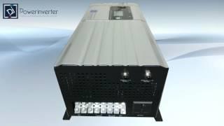 POWER INVERTER LIMITADA. Presenta sus Inversores de voltaje, en Baja Frecuencia, en Onda Sinusoidal Pura, y de Nivel Profesional, disponibles en formatos, de...