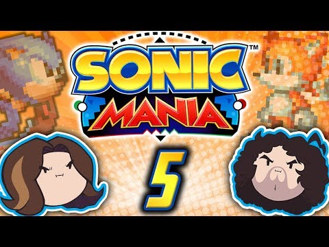 Sonic Mania: Prince v. Weird Al - PART 5 - Game Grumps (видео)