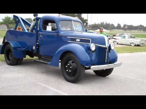 Old Ford Tow Trucks
