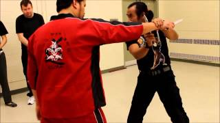 Pintados Knife Martial Arts Training Workshop 2014