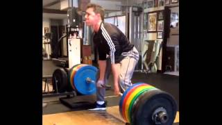 FASST dead lift compilation