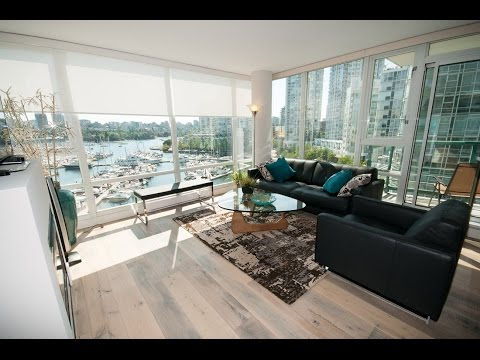 Furnished Vancouver, Yaletown Condo for Rent ID: 4167