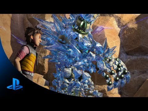 Knack E3 2013 Trailer (PS4) | E3 2013