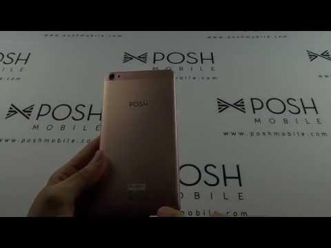 Posh Mobile Unboxing - Volt Max LTE L640