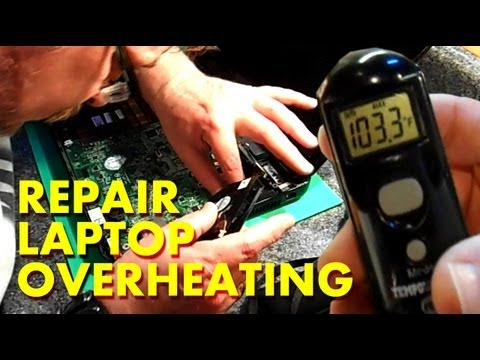 How to Fix Overheating and Shutting Down Laptop