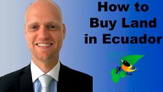 Real Estate In Ecuador: an Overview