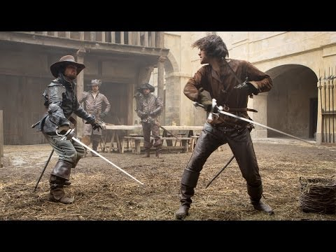 The Musketeers Season 1 (Inside Look 3)