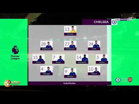 Arsenal vs Chelsea ( 2 - 2 ): All goals & Highlights 03/01/2018