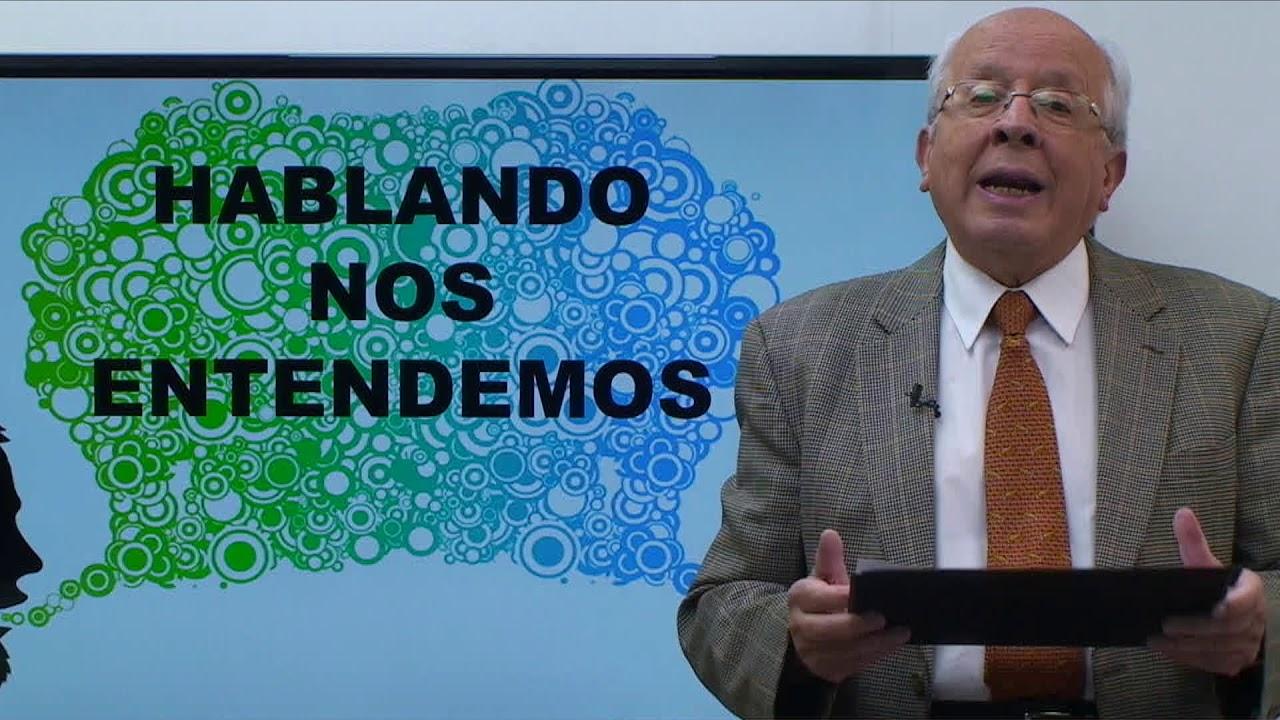 HABLANDO NOS ENTENDEMOS - INVITADO DR FERNANDO MIÑO - TEMA LÉXICO Y LENGUA EN EL ECUADOR