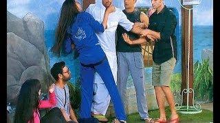 Bigg Boss 7 : Watch Kushal - Andy fight