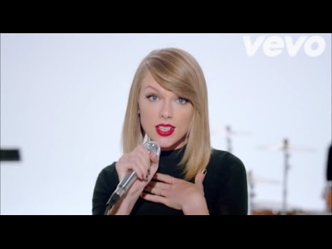 Taylor Swift - Shake It Off Official Music Video MAKEUP TUTORIAL!