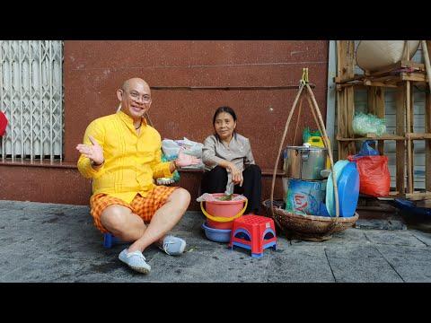 Food For Good Eps 154: Tình cờ và bất ngờ với gánh bún ốc bà Thắm 72 tuổi tại phố Lò Sũ Hanoi - Thời lượng: 18:02.