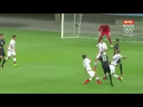 Tổng hợp Mexico- Đức: 26 phút điên rồ