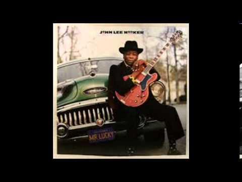 John Lee Hooker – ONLY BLUES MUSIC