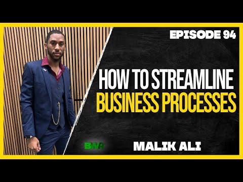 How To Streamline Business Processes