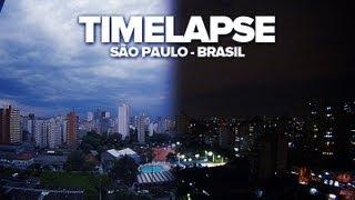 Timelapse - São Paulo