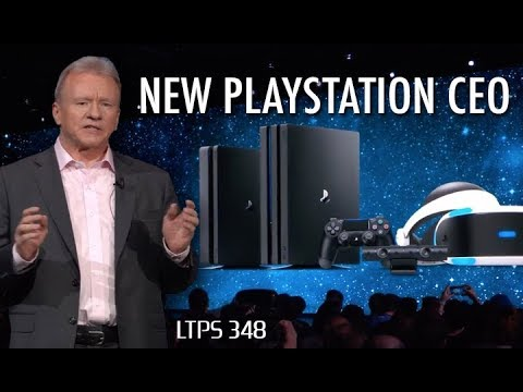 Thank you quotes - New PlayStation CEO. Sony Talks Xbox and Nintendo Competition. - [LTPS #348]