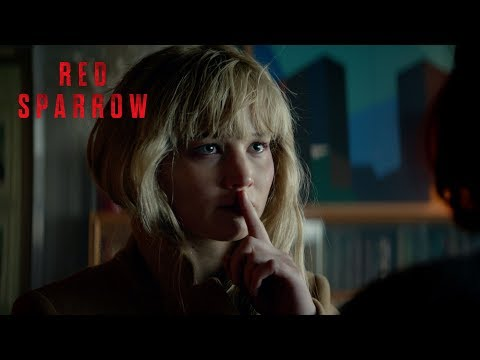 """Red Sparrow   """"You Are Very Dangerous"""" TV Commercial   20th Century FOX"""