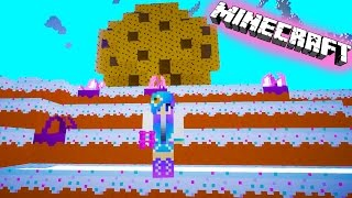 Download Youtube: Cookieswirlc Plays Minecraft Candy Sugar Land Gaming Cake World Giant Cookie Building